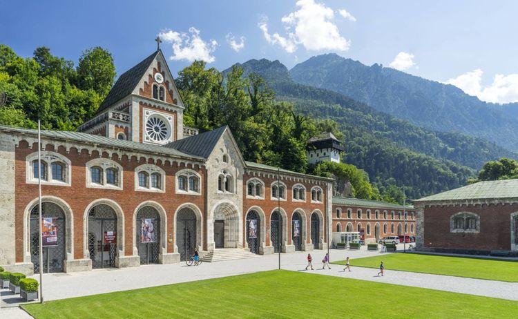 Alte Saline Alpenstadt Bad Reichenhall